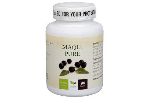 Natural Medicaments Maqui Pure 90 kapslí Doplňky stravy