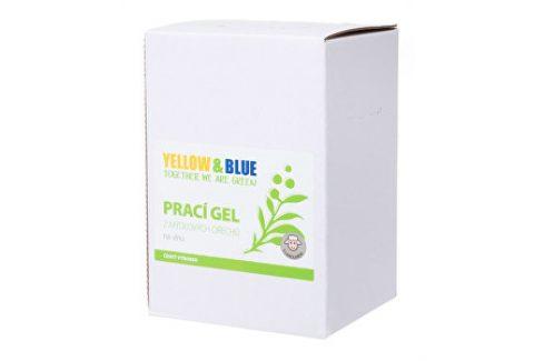 Yellow & Blue Prací gel z mýdlových ořechů na vlnu a jemné prádlo 5 l Ekologické praní