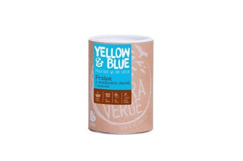 Yellow & Blue Prášek z mýdlových ořechů v bio kvalitě dóza 0,5 kg Ekologické čistící prostředky