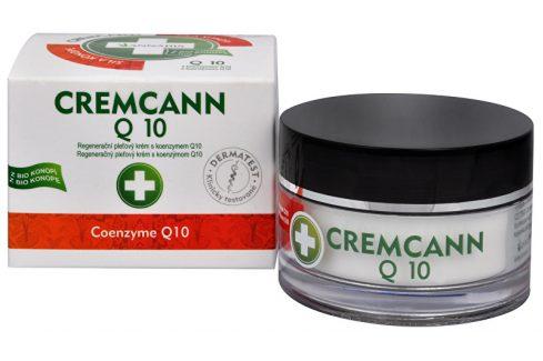 Annabis Cremcann Q10 - konopný regenerační pleťový krém 50 ml Pleťové krémy