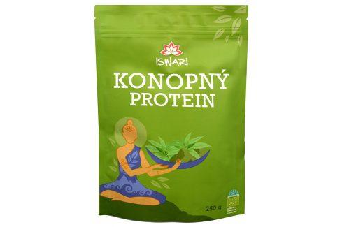 Iswari Bio Konopný protein 250 g Proteiny