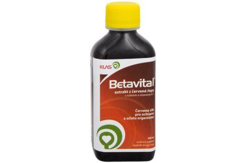 Klas Betavital 200 ml Doplňky stravy