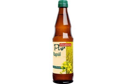 Rinatura Řepkový olej za studena lisovaný BIO 250ml Kuchyňské oleje