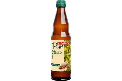Rinatura Arašídový olej 500ml Kuchyňské oleje