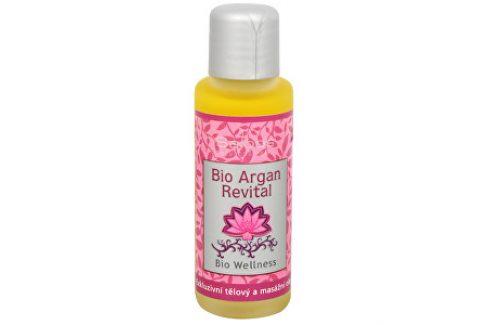 Saloos Bio Wellness exkluzivní tělový a masážní olej - Argan Revital 500 ml Potraviny a doplňky stravy