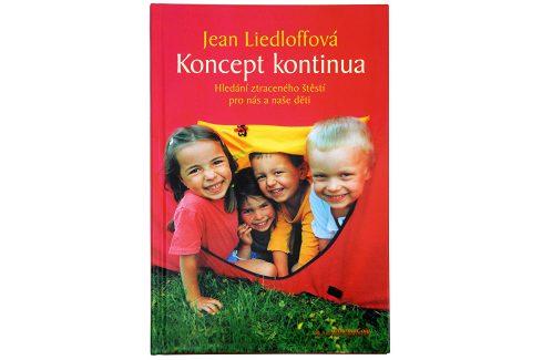 Knihy Koncept kontinua (Jean Liedloffová) Knihy