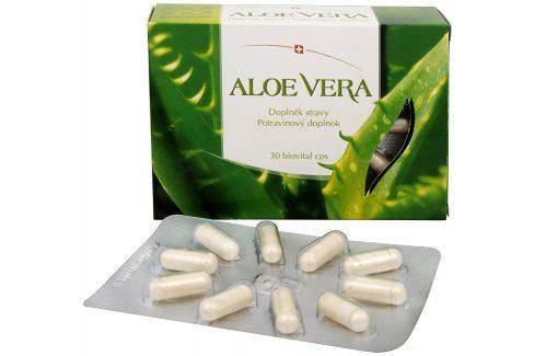 Herb Pharma Aloe Vera 30 kapslí Doplňky stravy