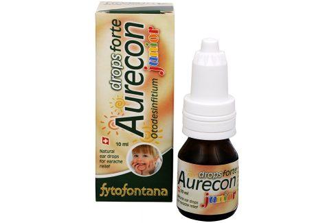 Fytofontana Aurecon drops Forte ušní kapky Junior 10 ml Ušní spreje a kapky