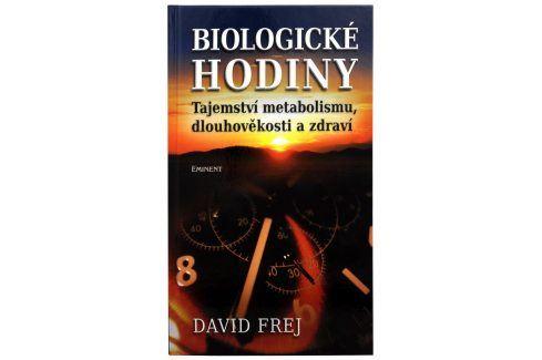 Knihy Biologické hodiny: tajemství metabolismu, dlouhověkosti (MUDr. David Frej) Knihy