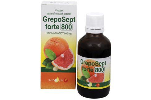 RTJ group GrepoSept Forte 800 kapky 50 ml Doplňky stravy