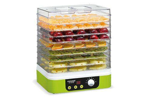 Concept Sušička ovoce a zeleniny In Time SO-1060 Sušičky potravin