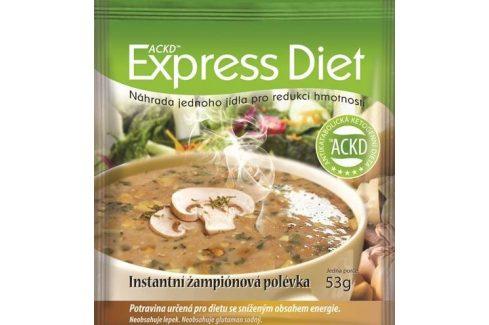 Good Nature Express Diet - instantní polévka Žampiony Polévky