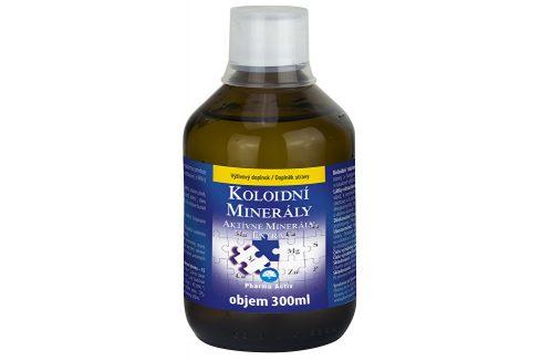 Pharma Activ Koloidní minerály 300 ml Vitamíny a minerály
