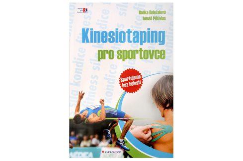 Knihy Kinesiotaping pro sportovce (Mgr. Tomáš Pětivlas, Ph. D., Mgr. Radka Doležalová) Knihy