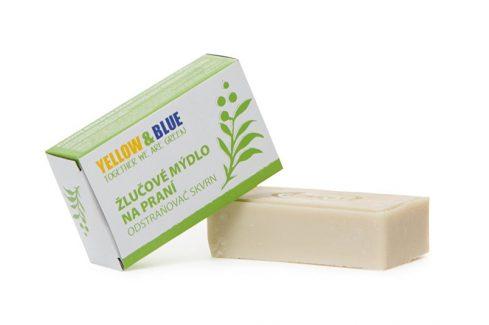 Yellow & Blue Žlučové mýdlo 140 g Ekologické praní
