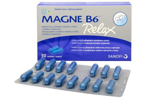 Phoenix Magne B6 Relax 30 tobolek Doplňky stravy