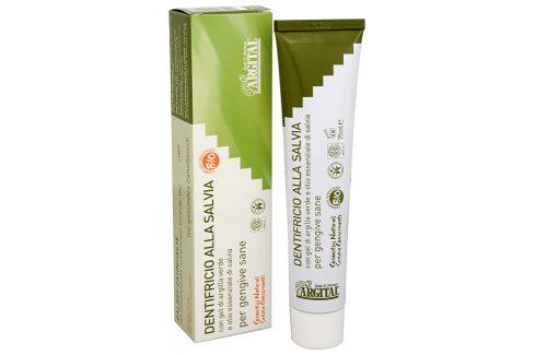 Argital Argital - zubní pasta se šalvějí a zeleným jílem 75 ml Vitamíny a minerály