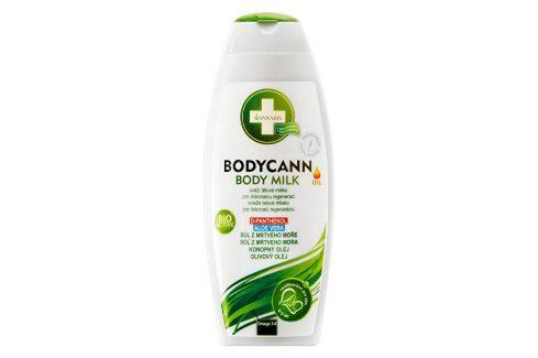 Annabis Bodycann přírodní tělové mléko 250 ml Tělová mléka