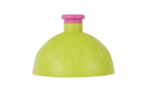 R&B Zdravá lahev víčko/zátka Víčko světle zelené/zátka fialová Košíky a lahve