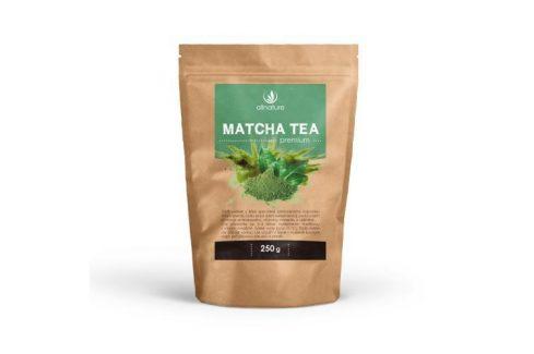 Allnature Matcha Tea Premium 250 g Zelené potraviny