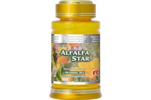 STARLIFE ALFALFA STAR 60 kapslí Doplňky stravy