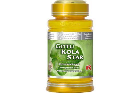 STARLIFE GOTU KOLA STAR 60 kapslí Doplňky stravy