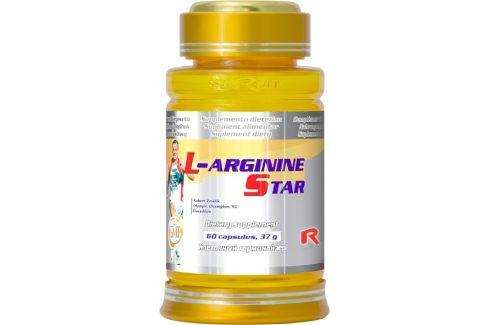 STARLIFE L-ARGININE STAR 60 kapslí Ostatní sportovní výživa