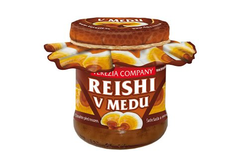 Terezia Company Reishi v medu 250 g Medy
