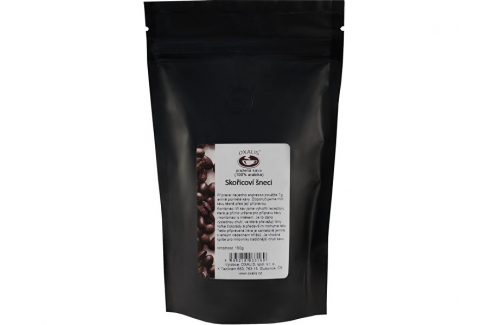 OXALIS Skořicoví šneci 150 g - mletá káva Káva