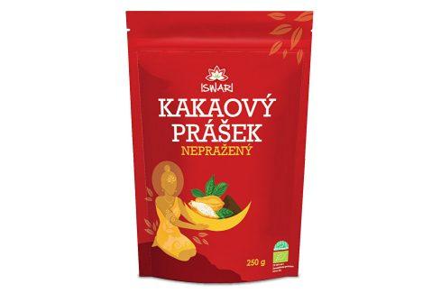 Iswari BIO Kakao prášek 125 g Zdravá výživa