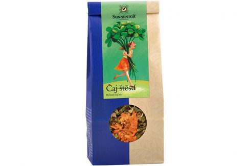 Sonnentor Bio Čaj štěstí syp. 50g Potraviny a doplňky stravy