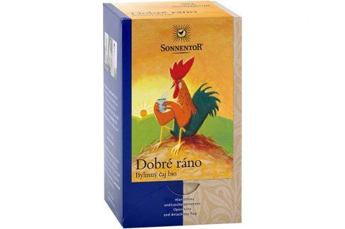Sonnentor Bio Dobré ráno - bylinný čaj porc. 27g (18sáčků) Bylinné čaje