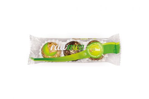 Lifefood Bio Rawmeo dezertní kuličky Jamaica 60g Bonbóny