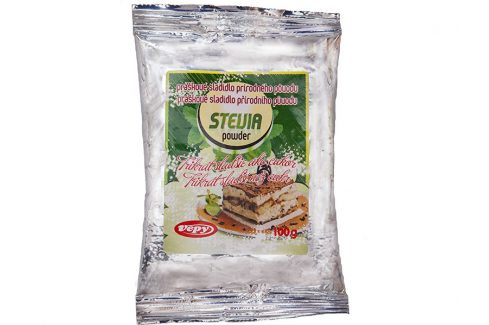 Allexx Stevia - sladidlo v prášku 100g Dia sladidla