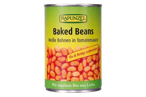 Rapunzel Bio pečené fazole 400g Konzervovaná a nakládaná zelenina