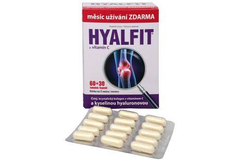 Dacom Pharma Hyalfit 60 tob. + 30 tob. ZDARMA Doplňky stravy