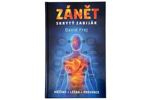 Knihy Zánět - skrytý zabiják (MUDr. David Frej) Knihy o zdraví