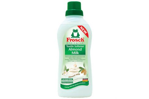 Frosch Hypoalergenní aviváž s mandlovým mlékem 750 ml Aviváže na praní