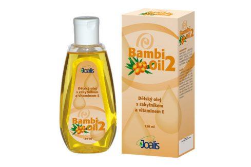 Joalis Joalis Bambi Oil 2 150 ml Pro děti
