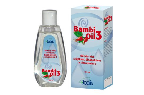 Joalis Joalis Bambi Oil 3 150 ml Pro děti