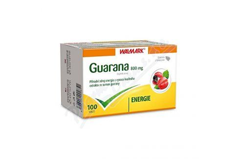 Walmark Walmark Guarana 800mg tbl.100 Doplňky stravy