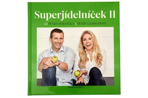 Knihy Superjídelníček II (Petr Havlíček, Petra Lamschová) Knihy o zdraví