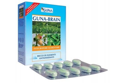 GUNA, S.P.A. Guna Brain Doplňky stravy
