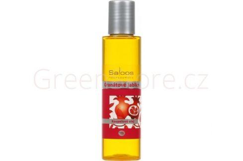 Koupelový olej Granátové jablko 200ml Saloos Koupelové oleje